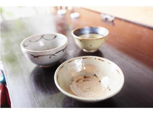[Osaka Umeda] Challenger? Healing group? Art school? Ceramic art trip with hand-cranked potter's wheel ♪ Ceramic art one day experience ☆の紹介画像