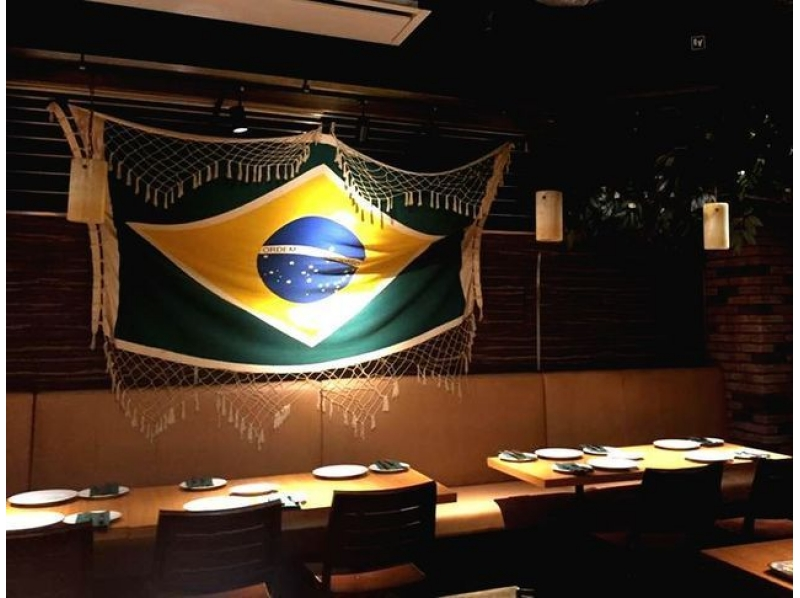 «Only for single people! »An introduction of '9984' with authentic Brazilian cuisine & drinks all-you-can-eat with enjoyment in Asakusa