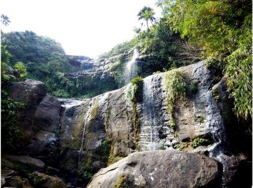 [沖縄/石垣縣]未開發的Yutsun Sandan Waterfall&Maya Rock Waterfall Trekking(可使用goto地區通用使用優惠券)の紹介画像