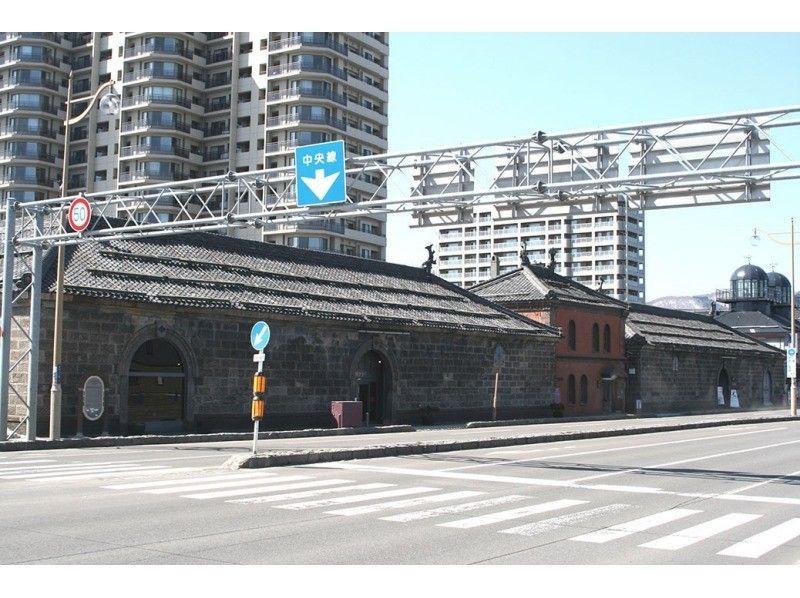 【北海道・小樽】JR小樽駅から徒歩2分!レンタサイクル(小樽宿泊コース)16:30~翌11:00までの紹介画像