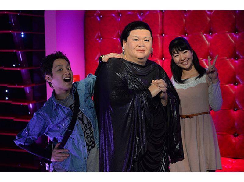 【Tokyo · Odaiba】 Introduction image of Madam Tussa Tokyo ♪ big set of life-sized figures of a longing adorable star