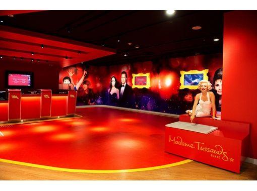 【東京・お台場】憧れのスターの等身大フィギュアが大集合!マダム・タッソー東京の紹介画像