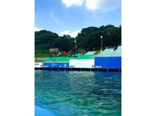[Osaka-Daito] Challenge the water jump! 1 day ticketの紹介画像
