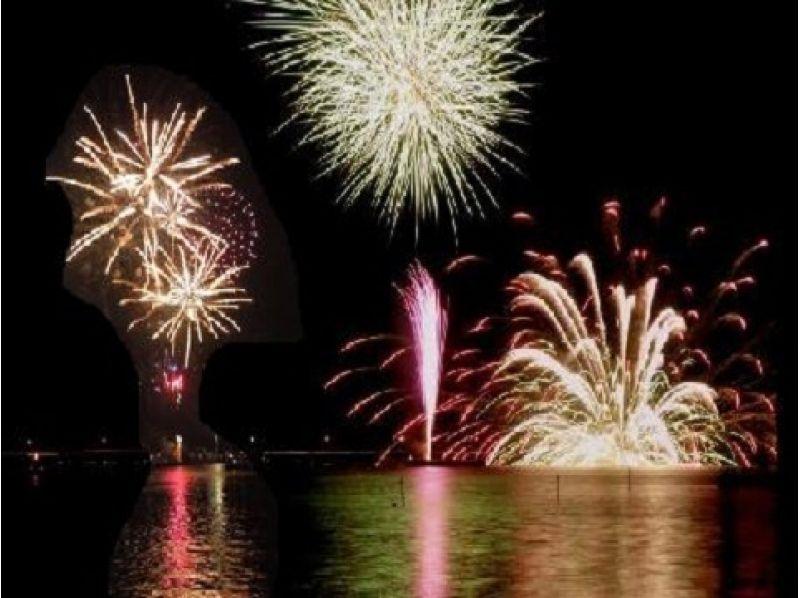 [7/15  - 在橫濱舉行焰火16] 3000左右的煙花來裝飾夜空!橫濱煙火觀看巡航的介紹圖像[10162]