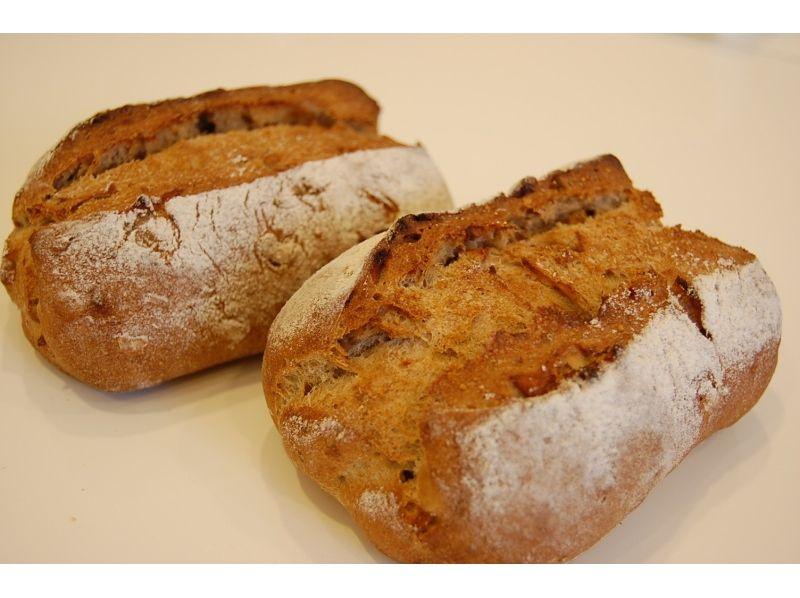 【Tokyo · Setagaya Ward】 4 minutes walk from Sasazuka Station! Introduction image of bread making class (natural yeast bread)