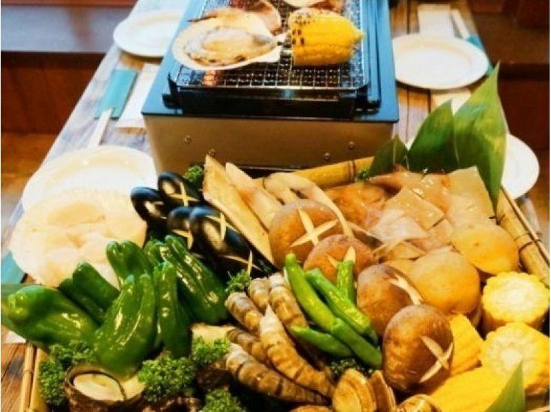 【東京・クルージング】最大140名☆海鮮BBQクルージングプランの紹介画像