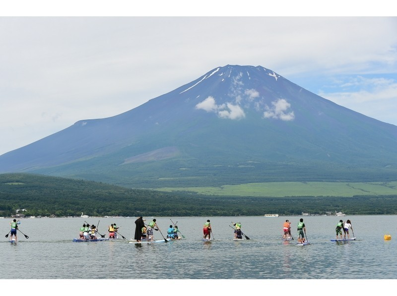6/25 山中湖SUPerマラソン11km・インフレータブルクラス/空気注入タイプ・ボード自由の紹介画像