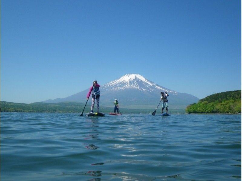 6/25 Lake Yamanaka SUPer marathon 2 km · Beginner class / SUP history Within 1 year 【Introduction of SUP rental】
