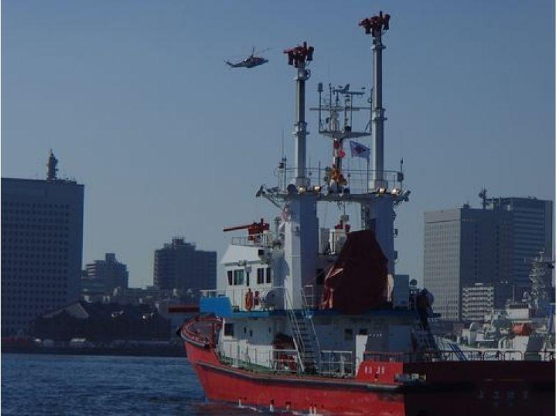 【2017 Yokohama fireworks display】 Yokohama Port cruise with cruise bus tour ~ Yokohama Chinatown with Viking Introduction image 【10020】