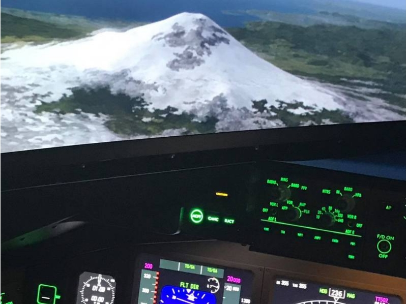 【東京】富士山上空フライト プラン 60分 ※4名様利用時お1人様5400円の紹介画像