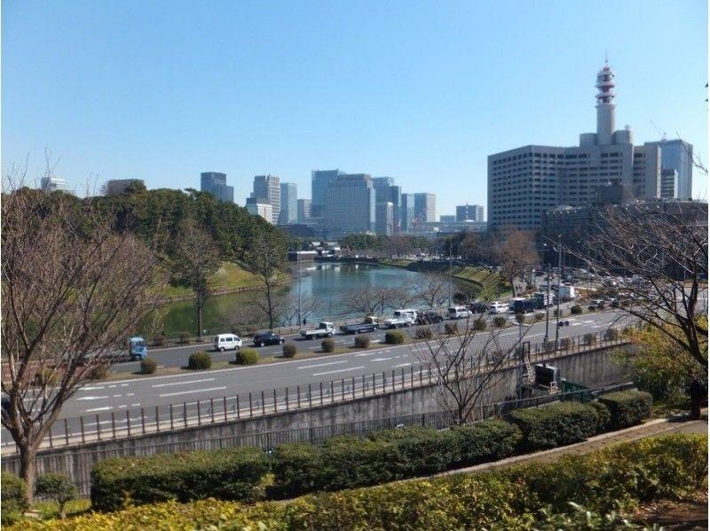 【Tokyo · Parliament House · Tours Tour】 Introduction picture of Parliament House & Nagatacho Osanpo Tour