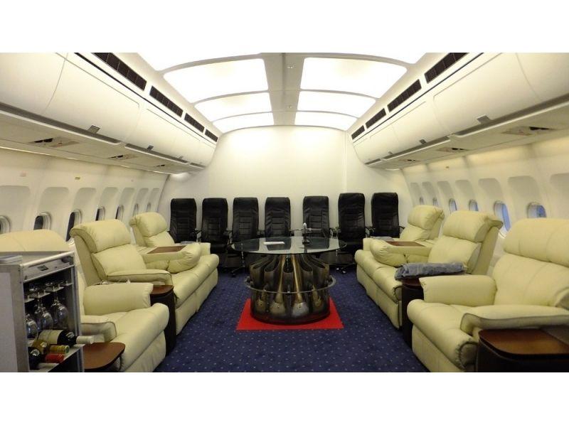 飛行機フライトシミュレーター 貸切パーティープラン 90分   ※10名様利用時お1人様2916円の紹介画像