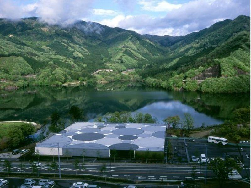 Watasage Valley Ayumi Hydrangea Awards and Italian Embassy Villa Memorial Park & 'Tomihiro Art Museum' Tour Introduction of Bus Tour 【9972】