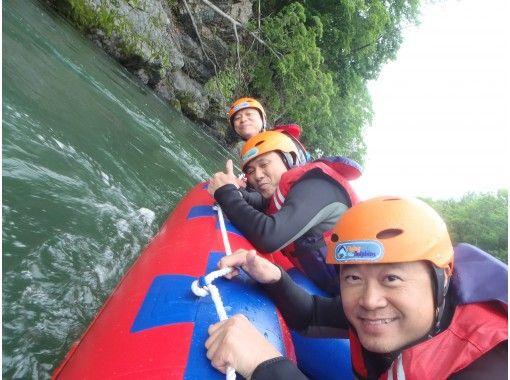 [北海道·富良野】Sorachikawa漂流遊覽(半天課程)受歡迎的No 1★の紹介画像