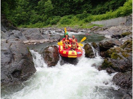 [北海道·富良野]★北海道一個洪流★鴨川漂流旅遊(半天課程)の紹介画像