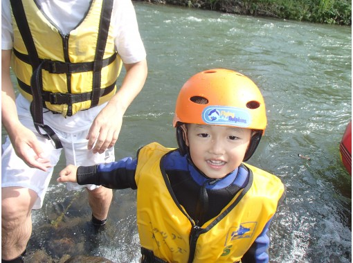 [Hokkaido Furano] Chubetsu River Rafting tour (half-day course) Rafting course closest to Asahikawa Airport ♪ ♪の紹介画像