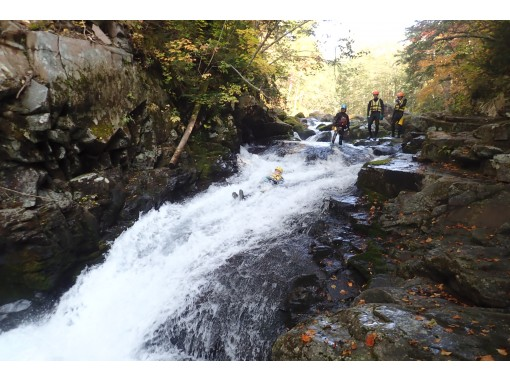 [Hokkaido / Furano] Ultimate Adventure ★ Exciting Wild Canyoning (Half-day Course)の紹介画像