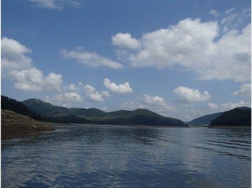 【北海道・富良野】カナディアンカヌーレイク(半日コース)☆四季折々の自然を満喫☆