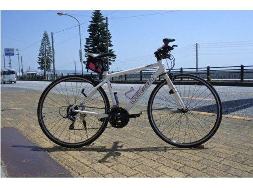 【神奈川・三浦】レンタバイク「フラットバーロードバイク」レンタルプラン