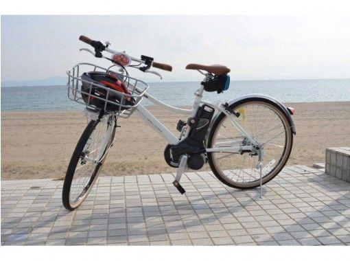 【神奈川・三浦】レンタバイク「電動クロスバイク(アシスト自転車)」レンタルプラン