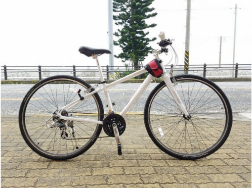【神奈川・三浦】レンタバイク「クロスバイク(アシストなし)」レンタルプラン