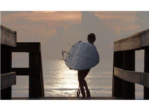【鹿児島・種子島】サーフィン体験(半日コース)