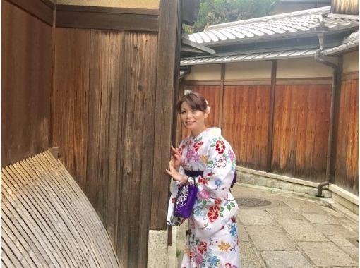 【大阪・浴衣レンタル】やまとなでしこ1日体験♪関西空港にてお着付!当日返却ベーシックコース