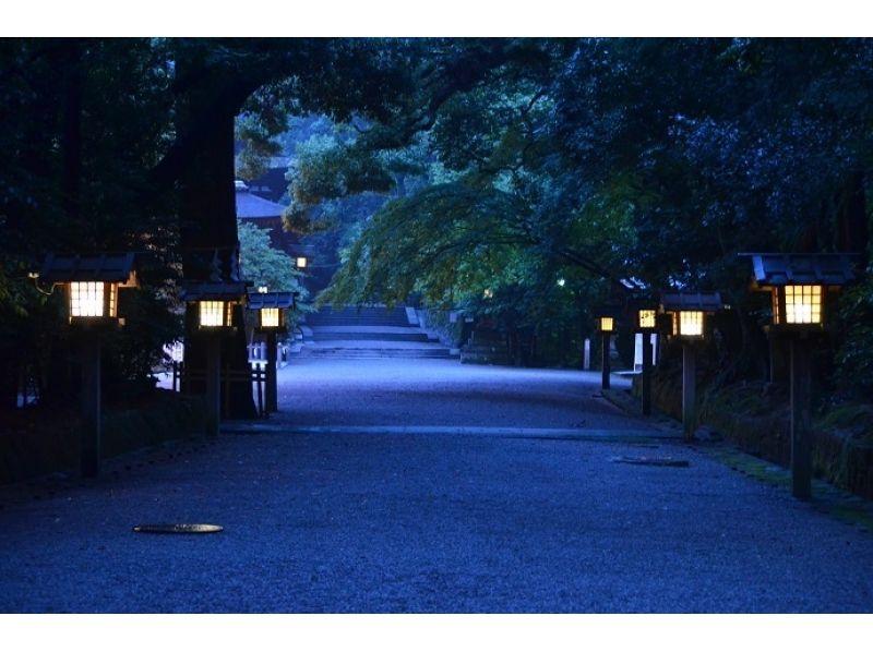 【奈良・伝統文化体験】「石上神宮」最古の宮で朝拝(神職のご説明付き)の紹介画像