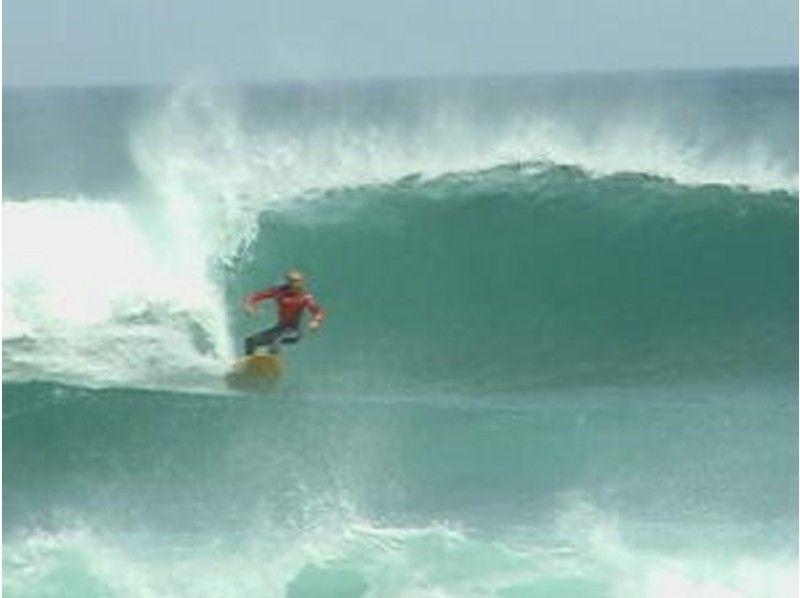 【石川・内灘海岸】サーフィン体験スクール(ロングボード)の紹介画像