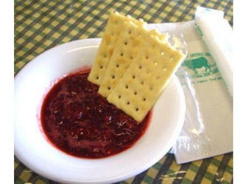 【北海道・美瑛町】バターやアイスクリーム等★搾りたてミルクを使って食品加工体験(60分)
