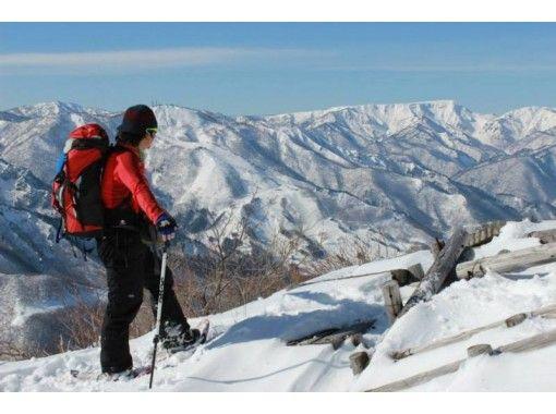 【群馬・みなかみ】スノーシュー半日探検ツアー!「シニア割プラン」(午前・午後)