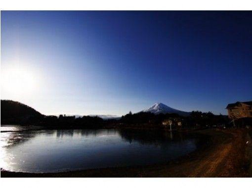 地域共通クーポン利用可能【山梨・河口湖】レンタルサイクルで河口湖を回ろう!