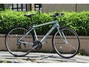 河口湖駅前 レンタル自転車 手荷物預り屋の画像