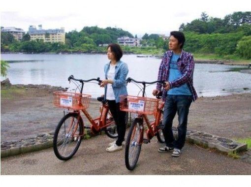【山梨・河口湖】新発売の両輪駆動サイクルで河口湖を回ろう!