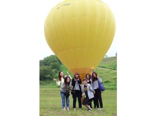 【北海道・ニセコ】熱気球係留体験(1日2回開催★)の紹介画像