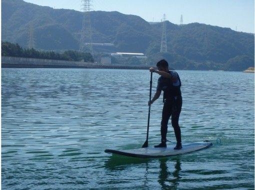 【和歌山・浜の宮】SUP(スタンドアップパドルボード)体験コースの紹介画像