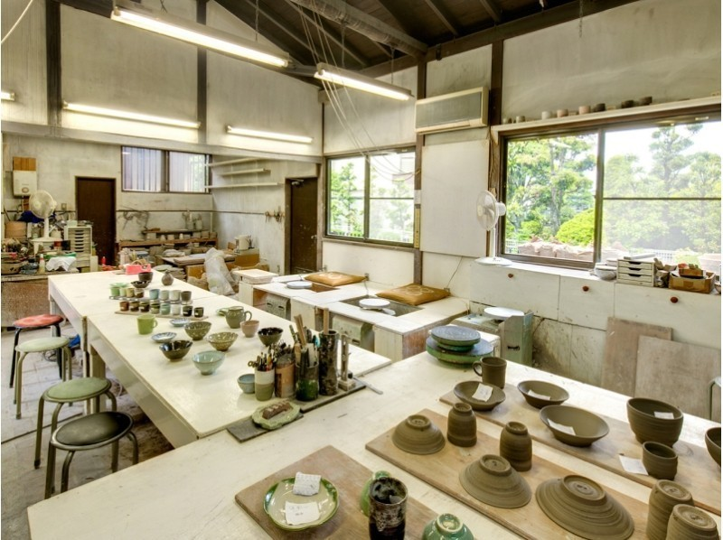 [神奈川 - 湯河原]的在電陶輪陶瓷藝術經驗介紹圖像