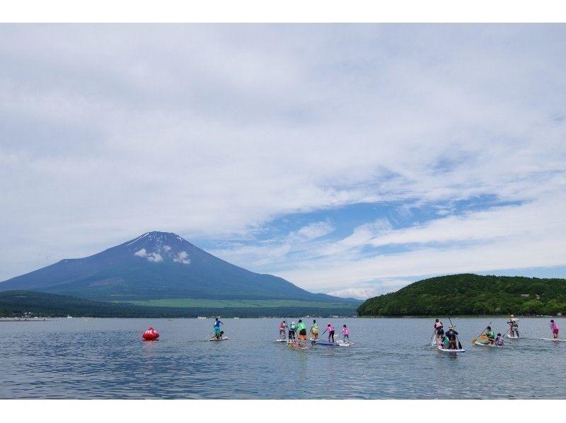6/25 山中湖SUPerマラソン2km・チームワークで勝負!タンデムクラス/ボード自由の紹介画像