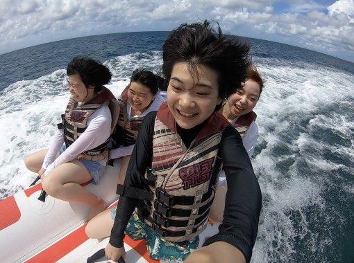 【沖縄・那覇・宜野湾】沖縄の海を遊び尽くせ!!ボリューム満点3点選べる満足プラン