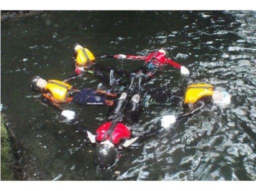 動画[鳥取・山王谷]シャワークライミング体験(午前・午後/半日コース)