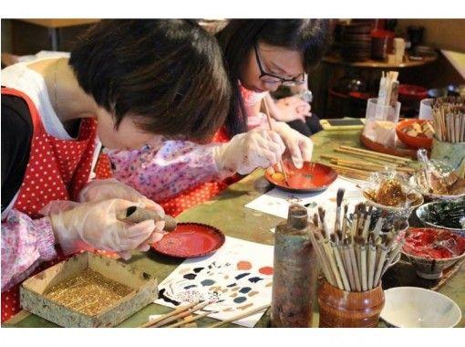 【石川県・加賀市】うるし絵付け体験!自分オリジナルのお箸を作りましょう!お箸の絵付け体験プラン!