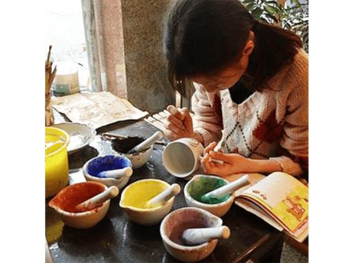 【石川県・小松市】九谷焼体験工房で絵付け体験!自分オリジナルの作品を作ろう!