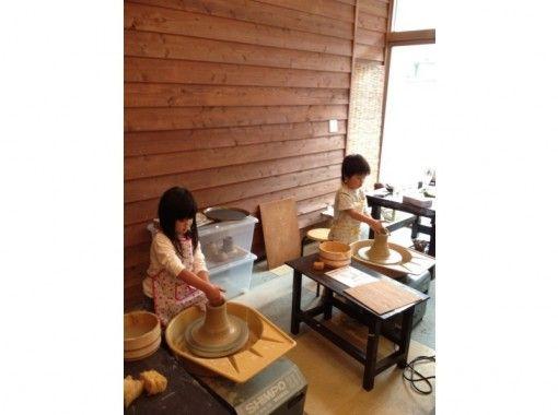 【石川・小松市】九谷焼体験工房で「電動ろくろ」体験!自分オリジナルの作品を作ろう!お子様も楽しめる!