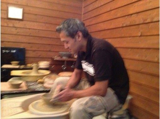 【石川・小松市】九谷焼体験工房で「電動ろくろ」体験!自分オリジナルの作品を作ろう!お子様も楽しめる!の紹介画像