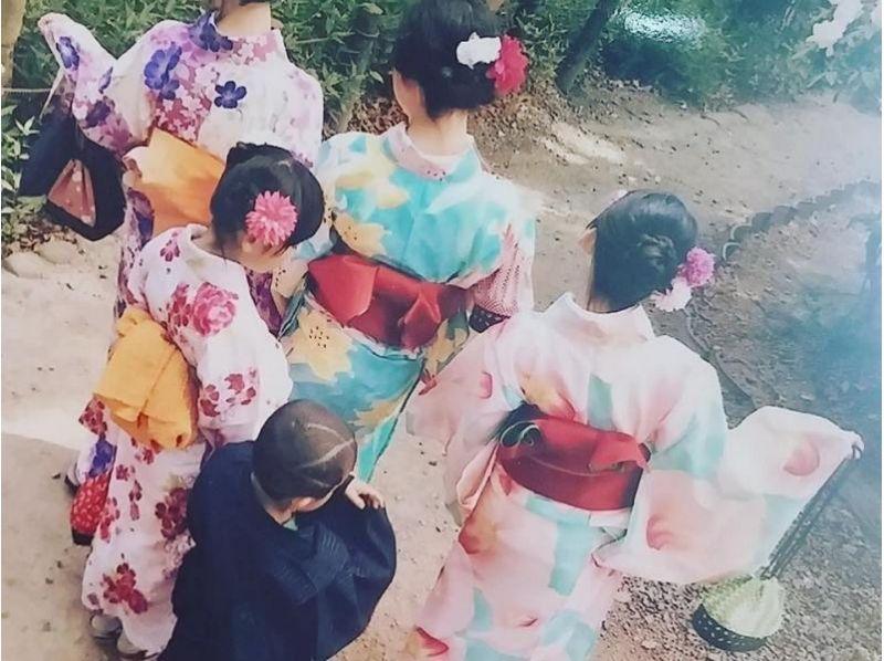 【Shonan · Kamakura】 kimono rental ★ Yukata (Yukata) plan ★ introduction image