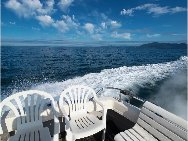 【Hokkaido Cruise】 Beautiful nature enjoyed Saroma Lake Cruise 1 hour * Introduction image of more than 10 people