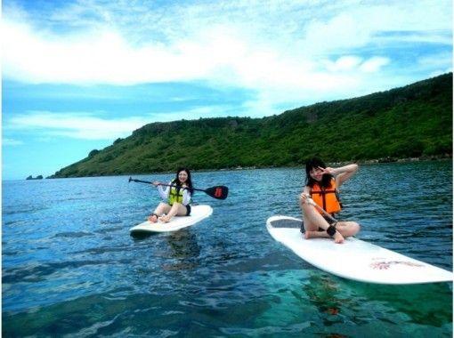 Corona measures store! [Okinawa / Miyakojima] Paddle & Snorkeling course Stores that handle regional common couponsの紹介画像