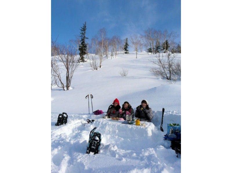[Hokkaido Furano] Snow Picnic charter tour (half day plan) of the introduction image