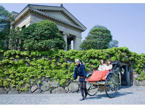 【岡山・倉敷】お気軽に美観地区を巡る★人力車で観光ガイドツアー(30分貸切コース)