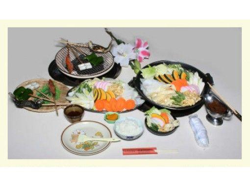 【山梨・甲府】昇仙峡で甲州名物!ほうとう手打ち体験&お食事プラン